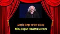 Karaoké Léo Ferré - Avec le temps