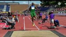 dos santos/kurt felix - various events - decathlon IAAF - pan am games toronto 2015