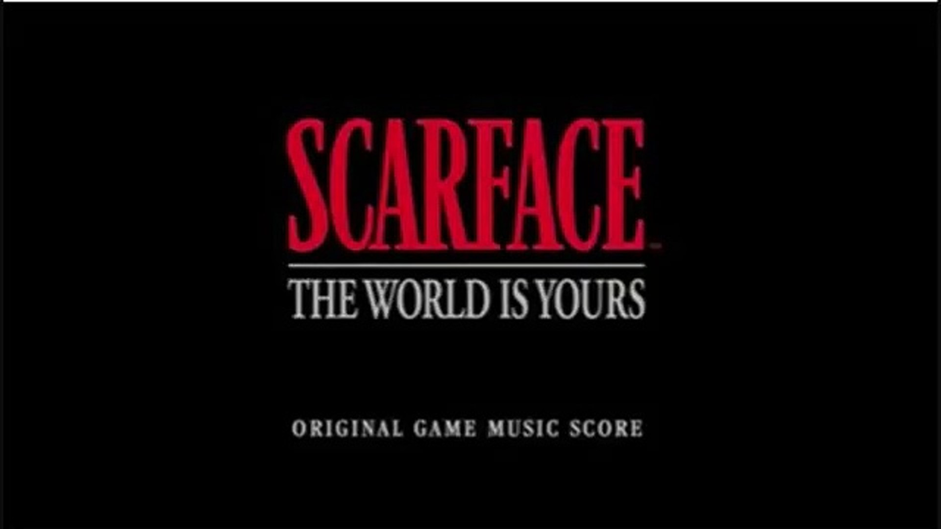 Scarface The World Is Yours Ost Burning Inside Video Dailymotion