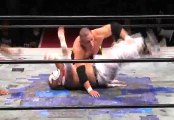 Antonio Honda & Jaki Numazawa vs. Kankuro Hoshino & Masato Inaba (BJW)