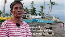Ett år efter tyfonen på Filippinerna - hjälpen från UNHCR gör fortfarande nytta!