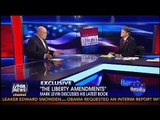 Part 1 of 2 - Mark Levin on Sean Hannity Show: Rips Barack Obama, Dems, Talks 'Liberty Amendments'