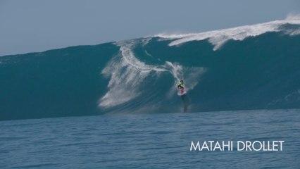 Tim Bonython in Tahiti