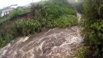 Cyclone Dumile 3 Janvier 2013