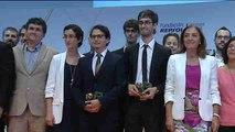 La Fundación Repsol premia a los proyectos mas innovadores en su cuarta edición.