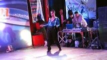 Argentina Salsa Open 2014 ~ Semifinal Solistas Masculinos ~ Diego Caballero