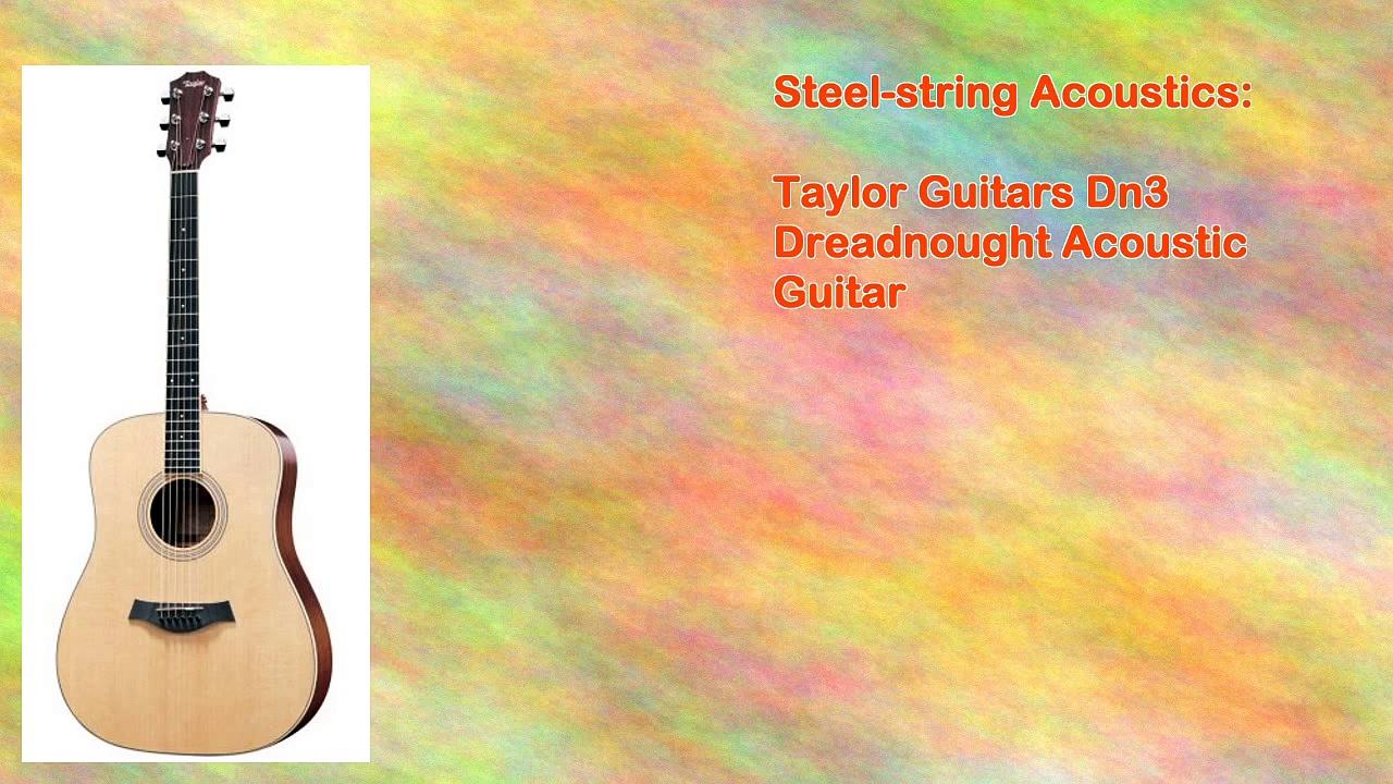 Taylor Guitars Dn3 Dreadnought Acoustic Guitar