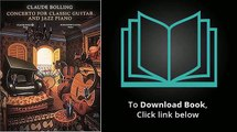 Claude Bolling - Concerto for Classic Guitar and Jazz Piano by Claude Bolling Ebook