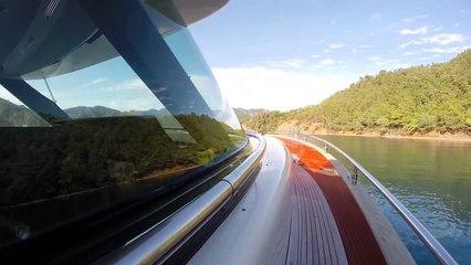 Azimut Magellano 74 Interior Motor Yacht For Sale
