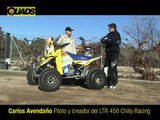 Quad Suzuki LT-R 450 Chilly Racing Dakar