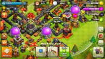 """Clash Of Clans - EXTREME! $2600 IN GEMS! Gemming to MAX BASE """"FUNNY MOMENTS + MAX LVL DEFENSES"""""""
