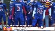 B2C: 2011 #1 Ben Hill Tigers vs #2 Central Dekalb Jaguars - 12U - B2C INSTANT CLASSIC