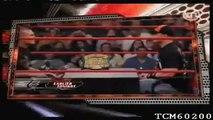 John Cena vs Mark Henry Bras de fer (french) WWE Wrestling On Fantastic Videos -