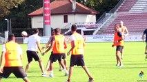 FFN - Stage à Biarritz: rugby pour les garçons, foot pour les filles