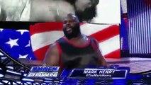 Mark Henry vs Rusev International Arm Wrestling Contest _ SmackDown Latino ᴴᴰ WWE Wrestling