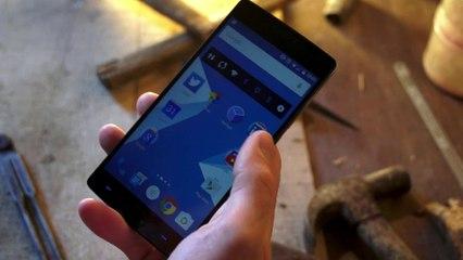OnePlus 2 : prise en main, premières impressions