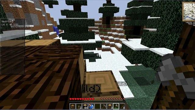 Minecraft pokemon ep 1   un pò di minerali