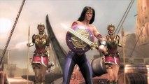 "Injustice: Gods Among Us - Wonder Woman Gameplay - RuPaul's ""Glamazon"""