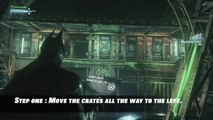 Batman Arkham Knight - Riddler Trophy Stagg Airship Beta Puzzle [PS4]