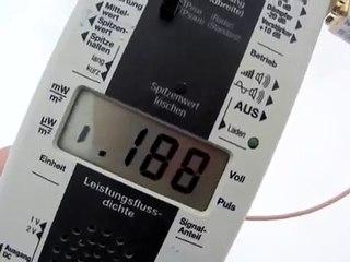 Får hjärtarytmi av denna strålning 2013-02-22