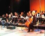 soundpainting#2 extrait de la cérémonie d'ouverture du festival des lycéens d'Aquitaine 2009