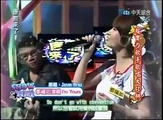 康熙來了 2012-03-12 超實力歌手歌唱大比拼 盧廣仲