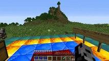 Minecraft LUCKY BLOCK OMEGA MOD BIG BOMBY, BOB S GRANDMA