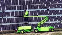 Limpieza de parques solares (www.mecaplus.es)