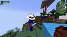 Minecraft Crazy Craft 3 0 SAVING THE WORLD! THE KING SECRET TRAP! 44 Modded Roleplay