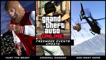 GTA 5 NEW DLC UPDATE - Freemode Events Update New Details & More DLC! (GTA 5 Freemode Events Update)