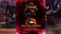 Mortal Kombat Shao Kahn Theme By EZXD
