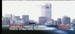 11 septembre 2001 : attentats du World Trade Center à New York