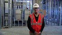 Hard Hat Tour of New University Hospital Tower in San Antonio, TX - Capital Improvement Program