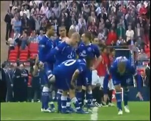 We Shall Not Be Moved (Everton)- Wembley 2009