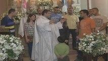 Padre abre as portas da igreja para receber refugiados sírios