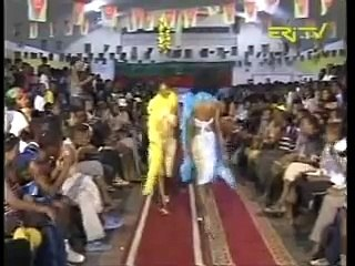 Asmara Fashion Show / Designer Luul Tekle (Aini)