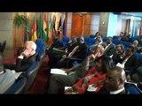 RTI: Economie : Signature de convention entre AFREXIMBANK et 4 sociétés d'Etats Ivoiriennes