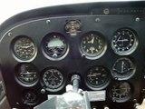 Takeoff ESKB med Cessna FR 172 Reims Rocket