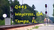 CSX-Trains-2015:-CSX-Q441-04-w-Defect-Detecto