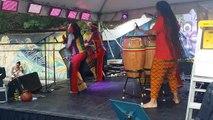 Tambours - Congolese Drums-Sans Frontiers-Glenwood