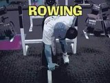How To Gain Strength with Rowing - Strength Training Exercises