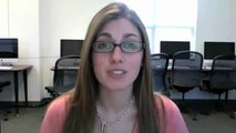 """""""Social Media Presence: Tips for College Students"""" StudentMentor.org's Student Video Blog Series"""