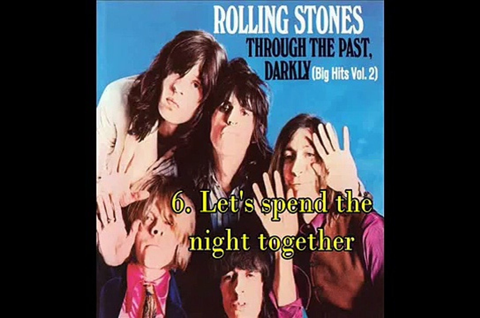 Through The Past Darkly (big hits vol 2) - Rolling Stones (Full album)