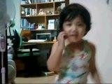 100806 SHINee Hello Baby Yoogeun dancing to SHINee's Lucifer