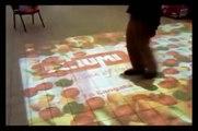 ICT Kenya Installation of TouchMagix's Interactive Floor Projection