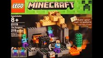 lego minecraft & city town  Square summer 2015 box art pics revealed