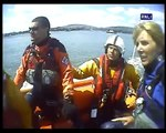 Kayakers caught in rough water rescued by Swanage lifeboat