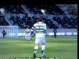 Image de 'but d un joueur du celtic sur 1 recup apre 1 corner'