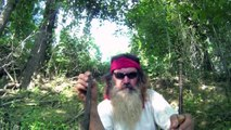 DUCK DYNASTY PHIL KILLS COPPERHEADS OUTTAKE