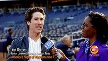 CP Insider: Pastor Joel Osteen on 'America's Night of Hope' 2014 at Yankee Stadium in NYC